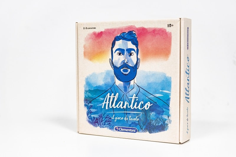 Atlantico, il gioco di Marco Mengoni
